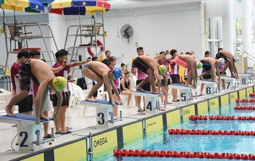 The 17th Po Leung Kuk Affiliated Primary Schools Swimming Gala