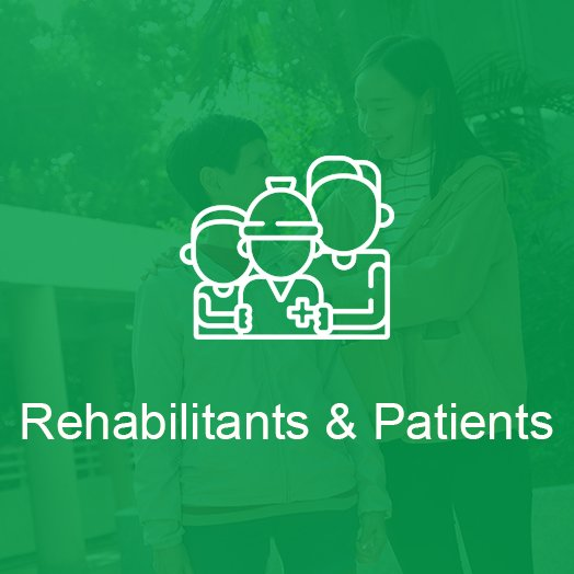rehabilitants patients